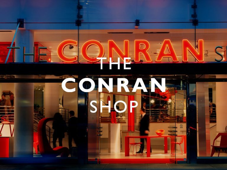 Conran Shop music