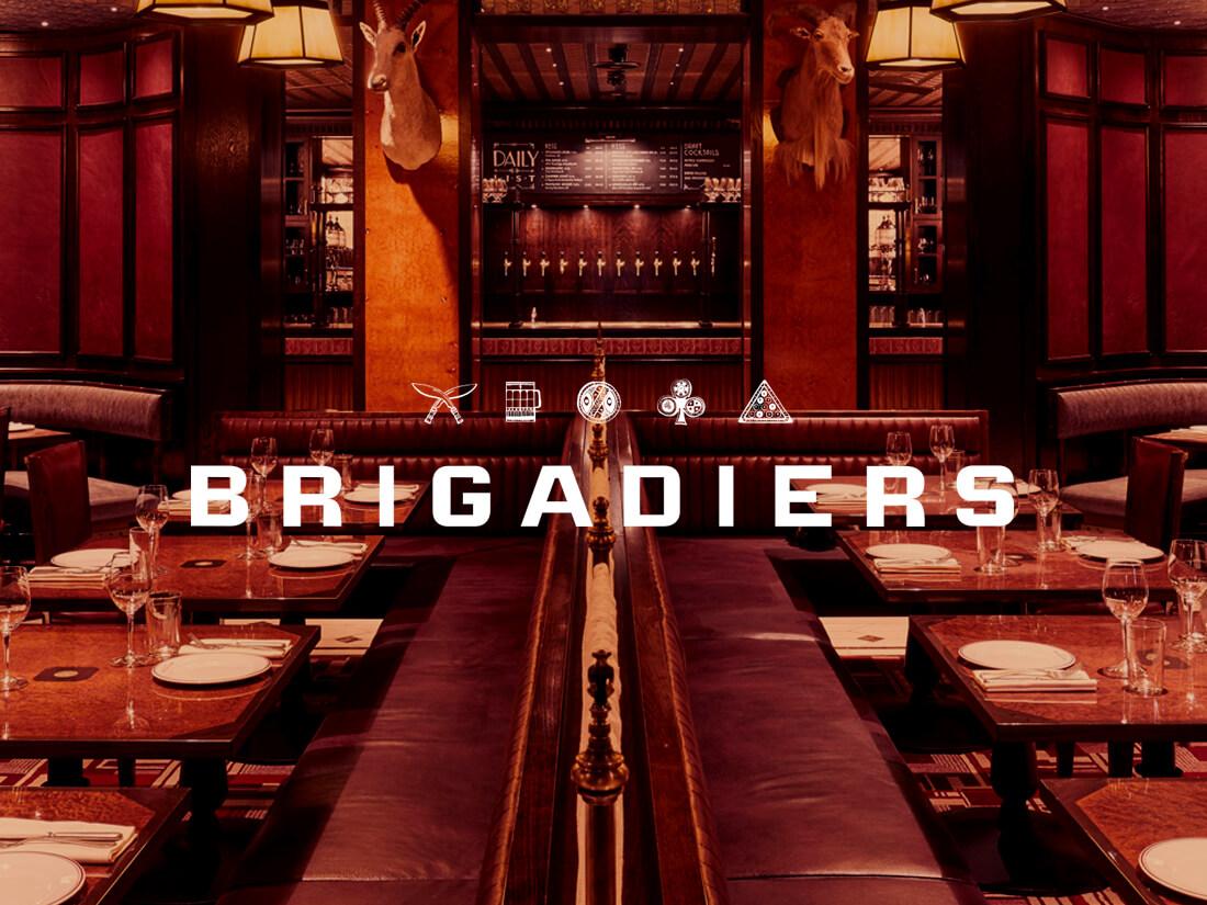 brigadiers